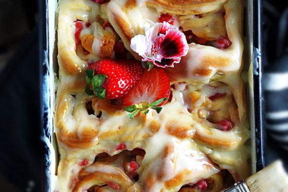 Puddingschnecken saftig und lecker