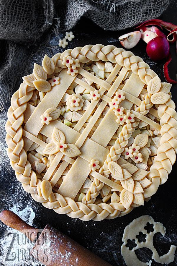 Apple Pie - Apfelkuchen