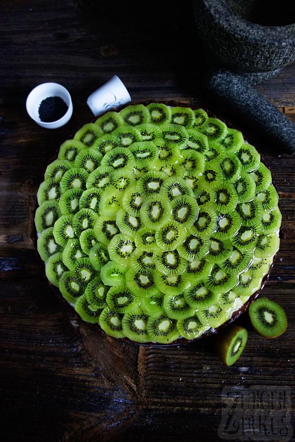 außergewöhnlicher Kuchen