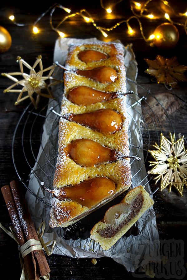 Lebkuchen-Tarte Lebkuchentarte