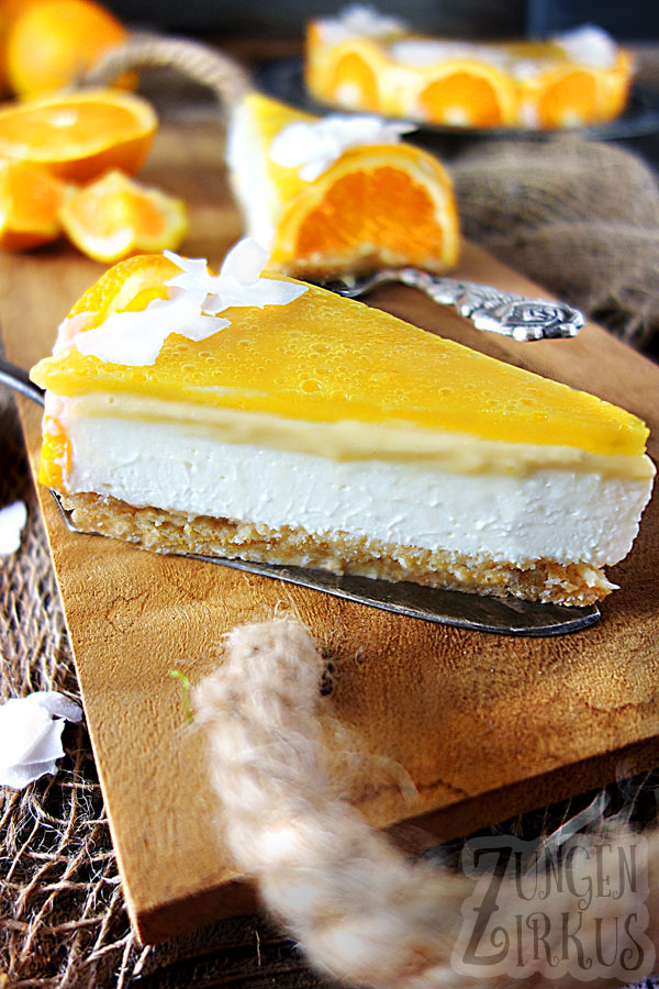 Cheesecake Käsekuchen