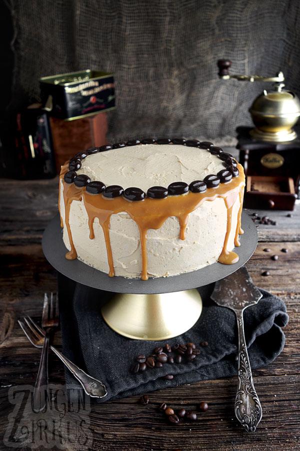 Dulce de leche Kuchen