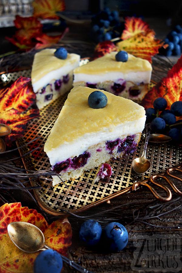 Weitraubenkuchen Welfenkuchen